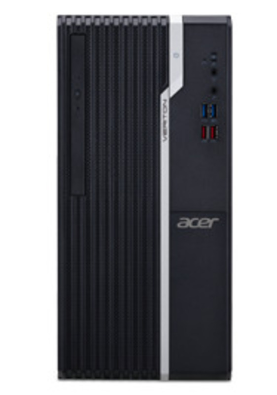 ACER Veriton S2660G SFFi3 8100 4GB DDR4 128GB SSD Intel HD no DVDRW USB KB&Mouse Win 10Pro 1y carry in