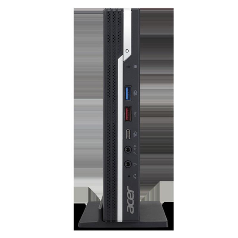 ACER Veriton N4660G Pen G5400T 4GB DDR4 128GB SSD Intel HD WiFi+BT, VESA-kit, USB KB&Mouse Win10Pro 3y carry in