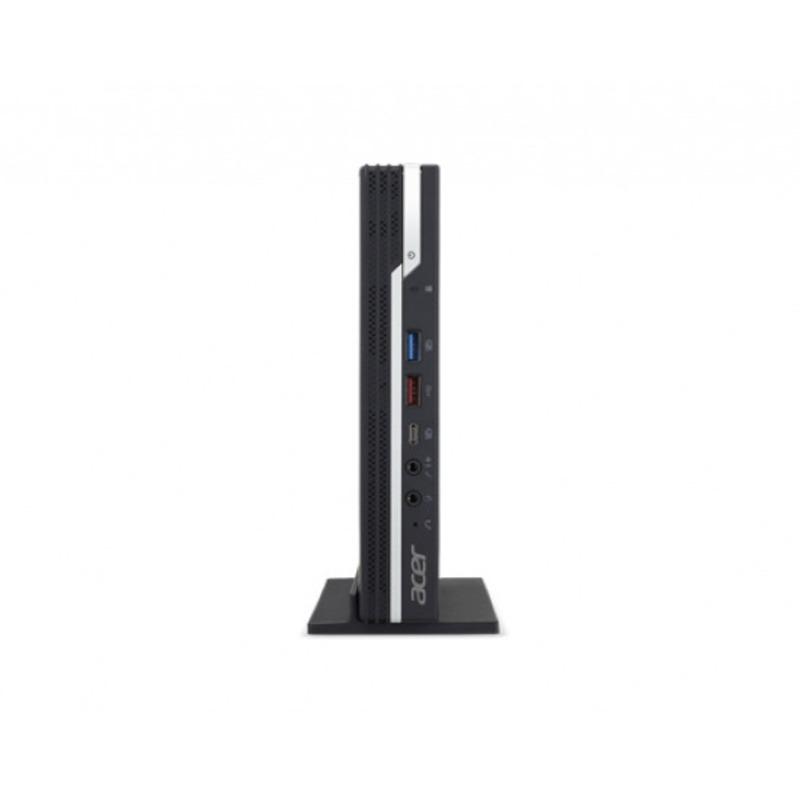 ACER Veriton N4660G i3-8100T 8GB DDR4 256GB SSD M.2 UHD Graphics 630 WiFi+BT, VESA-kit, USB KB&Mouse Win 10Pro 3y ci