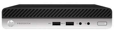 HP ProDesk 405 G4 Mini AthlonPRO200E,4GB,1TB,USB kbd/mouse,Quick Release,Intel 9260 AC 2x2 nvP BT,DisplayPort Port,FreeDOS,1-1-1 Wty