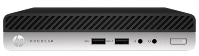 HP ProDesk 405 G4 Mini AthlonPRO200E,4GB,500GB,USB kbd/mouse,Quick Release,Intel 9260 AC 2x2 nvP BT,DisplayPort Port,FreeDOS,1-1-1 Wty