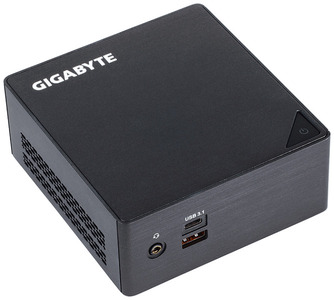 Gigabyte BRIX GB-BKi5HA-7200 // Intel Core i3 7200U 3Mb L2 Intel HD Graphics 620 113x47x120mm GA6BXK5B6HWMR-EK-G