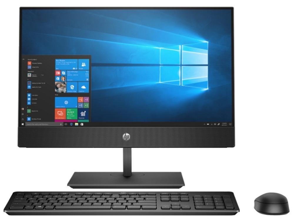 """HP ProOne 600 G5 All-in-One 21,5"""" NT(1920x1080),Core i5-9500,8GB,1TB,DVD,Wireless kbd&mouse,Adjust Stand,VESA Plate DIB,Intel 9560 AC 2x2 BT,FHD Webcam,HDMI Port,Win10Pro(64-bit),3-3-3 Wty"""