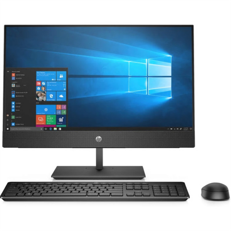 "HP ProOne 440 G5 All-in-One NT 23,8""GPU(1920x1080)Core i7-9700T,8GB,1TB,DVD,Slim kbd/mouse,Fixed Stand, Intel 9560 AC 2x2 BT,FHD Webcam,HDMI Port,FreeDOS,1-1-1 Wty"