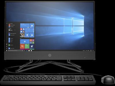 "HP 200 G4 All-in-One NT 21,5""(1920 x 1080) Core i5-10210U,8GB,256GB M.2,DVD-WR,usb kbd&mouse,Realtek RTL8821CE AC 1x1 BT,RTF Card,Iron Gray,5MP WebCam,FreeDOS,1-1-1 Wty"