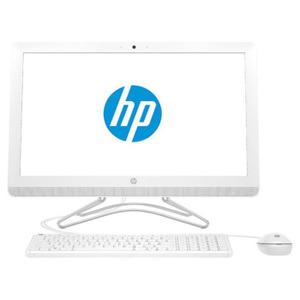 """HP 200 G3 All-in-One NT 21,5""""(1920 x 1080) Core i5-8250u,4GB,1TB,DVD-WR,kbd MUSmouseWhitePortiaUSB,Realtek AC 1x1 WW with 1 Antenna,Snow White Plastic,Win10Pro(64-bit),1-1-1 Wty"""