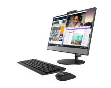 "Lenovo V530-22ICB All-In-One 21,5"" I3-8100T 4GB DDR4, 128GB SSD, Intel HD, DVD±RW, AC+BT, USB KB&Mouse, Win 10 Pro64-RUS, 1YR Carry-in"