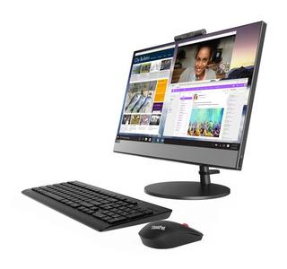 """Lenovo V530-22ICB All-In-One 21,5"""" Pen G5420T, 4GB DDR4, 128GB SSD, Intel HD, DVD±RW, AC+BT, USB KB&Mouse, NoOS, 1YR OnSite"""