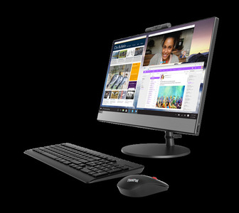 "Lenovo V530-22ICB All-In-One 21,5"" Pen G5420T, 8GB DDR4, 256GB SSD, Intel HD, NoDVD±RW, AC+BT, USB KB&Mouse,Win 10Pro, 1YR OnSite"