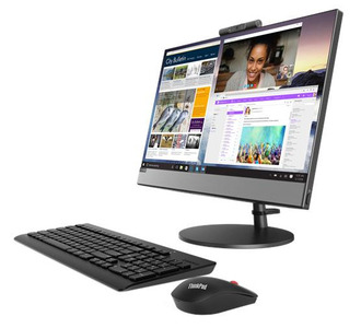 """Lenovo V530-22ICB All-In-One 21,5"""" I5-9400T 8Gb 256 GB SSD Int. DVD±RW AC+BT USB KB&Mouse Win 10_P64-RUS 1Y On Site"""