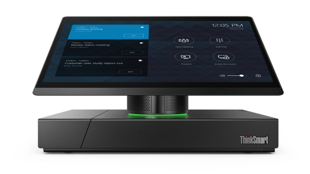 "Lenovo ThinkSmart Hub 500 for Microsoft Teams 11.6"" Touch, i5-7500T, 8GB DDR4, 128GB SSD, Intel HD Graphics 630, WiFi, BT, TPM, Win 10 IOT64 CBB-RUS"