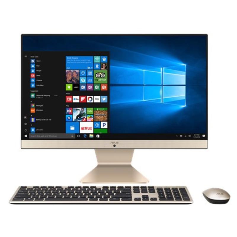 "Моноблок ASUS Vivo AIO V222GAK-BA076T Intel Pentium J5005 /4Gb/500Gb HDD/21,5"" non glare FHD, non-touch/no ODD /Windows 10/Black/ZenWireless Keyboard+ Mouse"