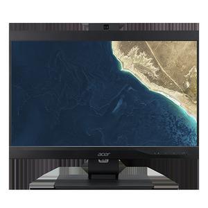 "ACER Veriton Z4860G All-In-One 23,8"" FHD(1920x1080)IPS, i3 8100, 4GbDDR4, 1TB/7200, Intel HD, DVD-RW, WiFi+BT,USB KB&Mouse, black, Win10Pro 3Y carry in"