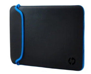 "Case Chroma Reversible Sleeve black/blue (for all hpcpq 15,6"" Notebooks)cons"