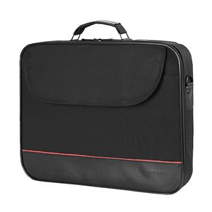 Компьютерная сумка Continent (15,6) CC-100 BK, цвет чёрный.
