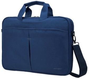 Компьютерная сумка Continent (15,6) CC-012 Blue, цвет тёмно-синий