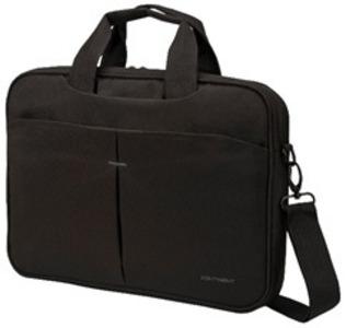 Компьютерная сумка Continent (13,3) CC-014 Black, цвет черный