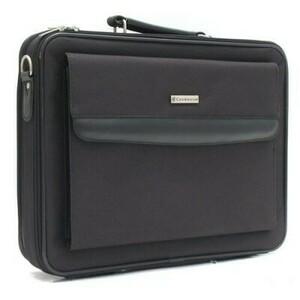 Компьютерная сумка Continent (16) CC-115, цвет чёрный.