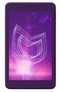 "IRBIS TZ797, 7"" (1280x800IPS), MTK8735 4x1,1Ghz (QuadCore), 2048MB, 16GB, cam 2.0MPx+5.0MPx, Wi-Fi, LTE+3G (1xSimCard), Bluetooth, GPS, microUSB, MicroSD, jack 3.5, Purple"