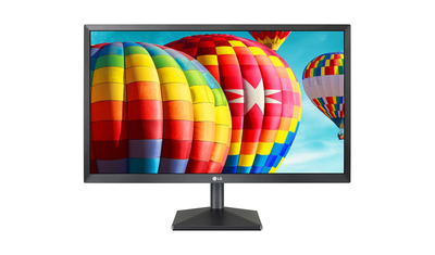 "LG 21.5"" 22MK430H-B IPS LED, 1920x1080, 5ms, 250cd/m2, 1000:1 (Mega DCR), 178°/178°, D-Sub, HDMI, Tilt, VESA, Black"