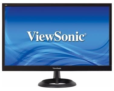 "Viewsonic 21.5"" VA2261-2 LED, 1920x1080, 5ms, 200cd/m2, 90°/65°, 600:1, D-Sub, DVI, Glossy Black"