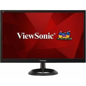 "Viewsonic 21.5"" VA2261-8 LED, 1920x1080, 5ms, 250cd/m2, 170°/160°, 50Mln:1, D-Sub, DVI, Tilt, VESA, Glossy Black"