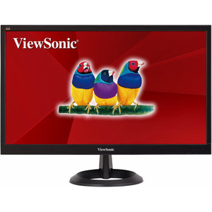 "Viewsonic 21.5"" VA2261H-9 LED, 1920x1080, 5ms, 250cd/m2, 170°/160°, 50Mln:1, D-Sub, HDMI, Tilt, VESA, Glossy Black"