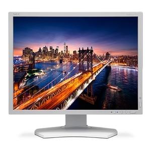 NEC 21'' P212 LCD S/Wh ( 24/7; IPS; 4:3; 440cd/m2; 1500:1; 8ms; 1600x1200; 178/178; D-sub; DVI-D; HDMI; DP; USB; HAS 150 mm; Swiv 45/45; Tilt; Pivot; Spk 2х1W )