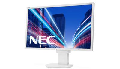 """NEC 21,5"""" EA224WMi LCD S/Wh ( IPS; 16:9; 250cd/m2; 1000:1; 6ms; 1920x1080; 178/178; D-Sub; DVI-D; HDMI; DP; USB; HAS 130mm; Tilt; Swiv 170/170; Pivot; Human Sensor; Spk 2х1W )"""