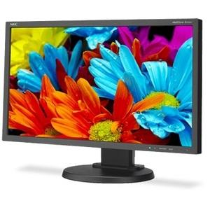 """NEC 21.5"""" E224Wi-BK LCD Bk/Bk ( IPS; 16:9; 250cd/m2; 1000:1; 6ms; 1920x1080; 178/178; D-Sub; DVI-D; DP; HAS 110mm; Tilt; Swiv 45/45; Pivot )"""