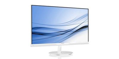 """21,5"""" Philips 224E5QSW AH-IPS 1920x1080 TN LED 16:9 14ms VGA DVI-D 20M:1 178/178 250cd Glossy-White"""