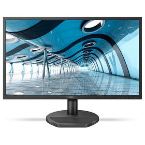 "21,5"" Philips 221S8LDAB 1920x1080 60Гц TN WLED 16:9 1ms VGA DVI HDMI 20M:1 1000:1 170/160 250cd Speakers Tilt Black"