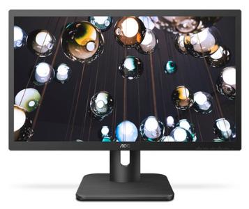 """21,5"""" AOC 22E1D 1920x1080 TN LED 16:9 2ms D-Sub DVI HDMI 20M:1 170/160 250cd Speakers Black"""