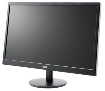 """21,5"""" AOC E2270SWDN 1920x1080 TN LED 16:9 5ms VGA DVI 20M:1 90/65 200cd Black"""