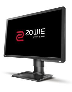 "BENQ 24"" XL2411P Zowie TN LED, 16:9, 1920x1080, 1ms, 350cd/m2, 12M:1, 170/160, D-Sub, DVI-DL, HDMI, DP 1.2 HAS, Pivot, Flicker-free Dark Grey"