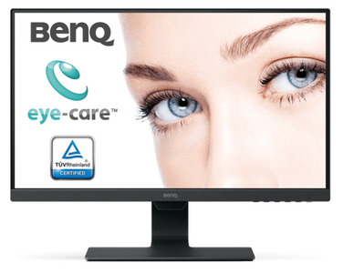"""BENQ 23,8"""" GW2480E, IPS LED, 1920x1080, 250 cd/m2, 20M:1, 178/178, 5ms, D-sub, HDMI1.4, DP1.2 Speaker Black"""