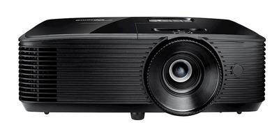 Optoma DS317e (DLP, SVGA 800x600, 3600Lm, 20000:1, HDMI, 1x10W speaker, 3D Ready, lamp 15000hrs, Black, 3.0kg)