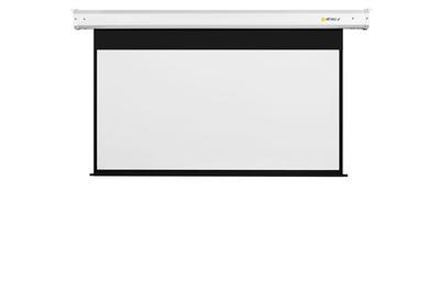 """Экран настенный с электроприводом Digis DSEM-162806 (Electra, формат 16:9, 122"""", 280*280, рабочая поверхность 154*270, MW)"""