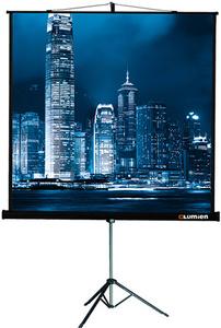 Экран на штативе Master View 1:1 (127х127), рабочая область (121х121), MW FiberGlass