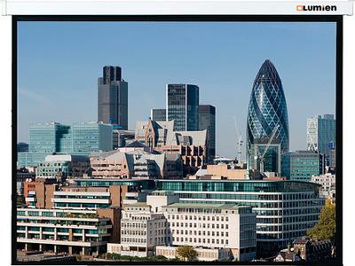 Экран моторизированный Master Сontrol 4:3 (305х406), рабочая область (297х398), MW FiberGlass