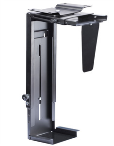 ErgoFount BPCH-06 Подставка для системного блока под стол с возможностью вращения, до 10 кг. Цвет -