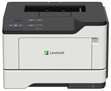 Lexmark Single function Laser MS421dn ( A4, 40 ppm, 512 Mb, 1 tray 150, USB, Duplex, Cartridge 3000 pages in box, 1y warr. )