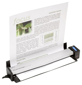 Fujitsu scanner ScanSnap S1100i (mobile, CIS, A4, long document to 216x863 mm, 600 dpi, 7 ppm, powered by USB, Windows+Mac, 1 y warr)