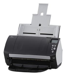 Fujitsu scanner fi-7180 (CCD, A4, long document to 210x5588 mm, 600 dpi, 80 ppm/160 ipm, ADF 80 sheets, Duplex, 1 y warr)