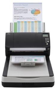 Fujitsu scanner fi-7260 (flatbed, CCD, A4, long document to 210x5588 mm, 600 dpi, 60 ppm/120 ipm, ADF 80 sheets, Duplex, 1 y warr)