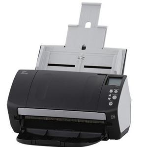 Fujitsu scanner fi-7160 (CCD, A4, long document to 210x5588 mm, 600 dpi, 60 ppm/120 ipm, ADF 80 sheets, Duplex, 1 y warr)