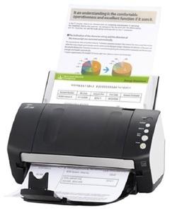 Fujitsu scanner fi-7140 (CCD, A4, long document to 216x5588 mm, 600 dpi, 40 ppm/80 ipm, ADF 80 sheets, Duplex, 1 y warr)
