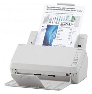 Fujitsu scanner SP-1125 (CIS, A4, 600 dpi, 25 ppm/50 ipm, ADF 50 sheets, Duplex, 1 y warr)