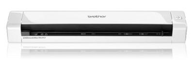 Мобильный сканер Brother DS-620, A4, 7,5 стр/мин, 600 dpi, USB