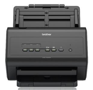 Документ-сканер Brother ADS-3000N, A4, 50 стр/мин, 256Мб, цветной, дуплекс, DADF50, GigaLAN, USB3.0, FineReader Professional